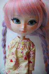 Isa (L a l e t t e *) Tags: girl female doll girly feminine korean mio groove 16 custom isul boytogirl playscale fullcustom isulgirl