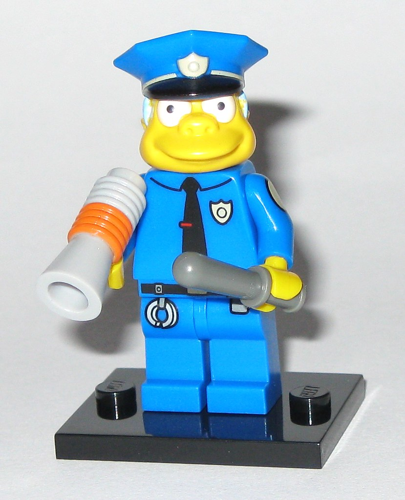 The world 39 s best photos of police and wiggum flickr hive mind - Police simpsons ...