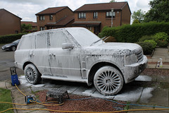 Range Rover June 2014 (mcculloch.steven) Tags: auto cars clean rangerover detailing rupes