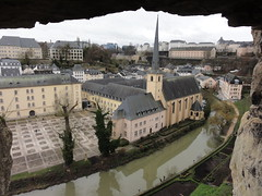 Luxembourg City - Luxembourg (mikestuartwood) Tags: travel travelling travels europe eu luxembourg lux benelux luxembourgcity