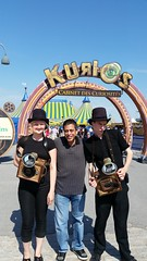 KURIOS by Cirque du Soleil (amateur photography by michel) Tags: pictures birthday park street camera new city trip travel family flowers trees summer vacation people urban lake canada history hockey nature water festival night clouds buildings french landscape photography downtown day montral quebec photos pics montreal jazz images historic qubec fotos transportation bday canadaday fest fijm internationaljazzfestival visitcanada mtlmoments jazzfestivalinternational