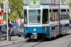 Zurich Tram (SG.NikonD7000) Tags: travel nikon swiss zurich tram sharp zürich 70300mm tamron 70300 d7k d7000 iamnikon nikond7k