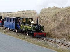 Fairbourne Railway (alunwylde) Tags: wales little great railway trains steam locomotive gauge narrow greatlittletrainsofwales