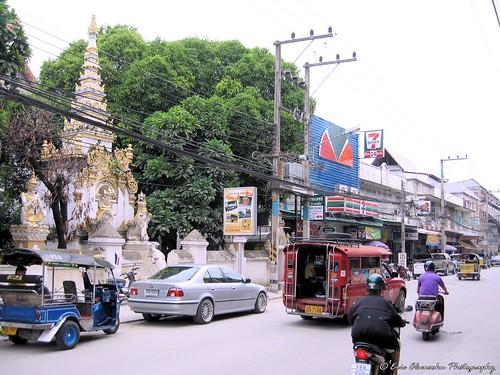 City @ Chiang Mai Thailand 2003_1