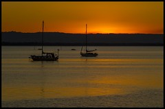 Sunset over Deception Bay_2=