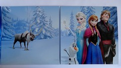 Disney Frozen Soundtrack Deluxe Vinyl Record Album - 12 Inch - Limited Edition #2412 of 3000 - Inside Covers #2 (drj1828) Tags: frozen album deluxe vinyl record purchase limitededition soundtrack le3000