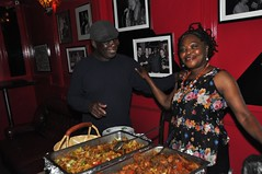 DSC_3610 Gifty Ghanaian African Cuisine late night at Charlie Wrights Music Lounge (photographer695) Tags: music night cuisine african lounge charlie late wrights gifty ghanaian