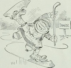 "Image from page 314 of ""Caricature; wit and humor of a nation in picture, song and story"" (1911)"