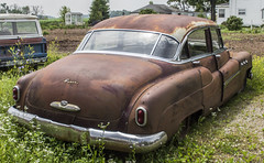 Rural Decay (will139) Tags: us1 ruralindiana ruraldecay automobiles cars abandoned buick rust rustystuff petroleumindiana