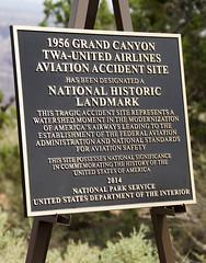 1956 Grand Canyon TWA-United Airlines Aviation Accident Site National Historic Landmark Plaque Unveiling 03 (Grand Canyon NPS) Tags: dedication memorial crash aviation grandcanyon disaster ual twa southrim desertview nationalhistoriclandmark 1956grandcanyontwaunitedairlinesaviationaccidentsite