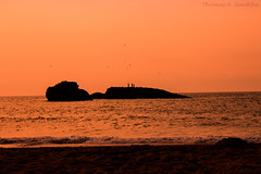 Biarritz (GaedtkePhotos) Tags: travel france beach strand frankreich urlaub biarritz hollyday reise atlantik