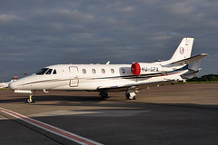 YU-SPA  Citation 560XL (n707pm) Tags: airplane corporate airport aircraft dub cessna exec dublinairport citation bizjet 560xl eidw yuspa 21062014 dublinjune2014 cn5605760