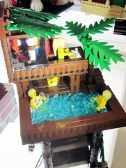 Lego Clickbrick, Odaiba, Tokyo (cutetravels) Tags: travel japan toys tokyo lego odaiba