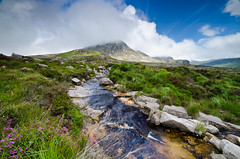 Annalong Valley (Philip Blair's Photos) Tags: county ireland sky mountain river waterfall nikon ben cove dam sigma down reservoir valley lee filters northern 1020 beg manfrotto slieve mournes crom annalong d7000 lamagan