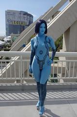SDCC 2014 JPEG 2824 (Photography by J Krolak) Tags: ca costume cosplay halo masquerade cortana 405th comiccon2014 sdcc2014 sandiegocomiccon2014
