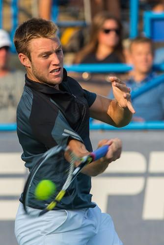 Jack Sock - Citi Open 2014
