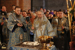 The Laying of the Foundation Stone of Saint John the Russian's Church / Закладка храма св. Иоанна Русского (20) 20.02.2017