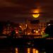Moncton Moonset