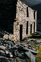 Tai Llyn (ShrubMonkey (Julian Heritage)) Tags: taillyn terrace quarrymen cottages buildings architecture rhosydd quarry cwmorthin slate disused derelict abandoned forgotten ruin ruined eerie landscape valley wales building secluded isolation mountains sonyalpha light