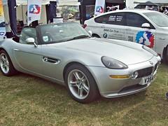 191 BMW Z8 (E52) (1999) (robertknight16) Tags: bmw german germany 1990s z8 sportscar bangle fisker silverstone