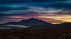 Evening Crescendo (www.cornelia-schulz-photography.com) Tags: northern circuit tongariro ruapehu sunset light colours clouds landscape nz newzealand