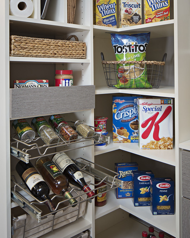 Metro Commercial Pantry Storage: Closet & Storage Concepts