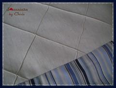 colcha do berço em origami (Joanninha by Chris) Tags: handmade feitoamão enxovalbebe enxovalmenino patchwork baby bebê beddingsetsbaby protetoresdeberço origami artesanato ursinho
