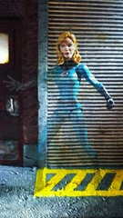 The Invisible Woman (custombase) Tags: fantasticfour sue storm richards invisible woman marvellegends customdiorama superhero hero photography toy figure