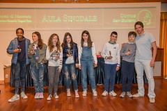 Gruppo Esordienti con Alessandro Fineschi