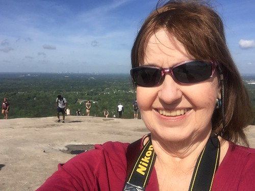 105/365 AND Day 3777: On Top of Stone Mountain