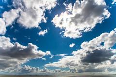 Nordseehimmel (Explore 19.04.17) - North Sea sky (Explore 19.04.17) (Ostseeman) Tags: wolken cloud halligen nordsee northsea schleswigholstein