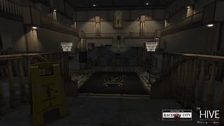 Raccoon City: RPD Lobby
