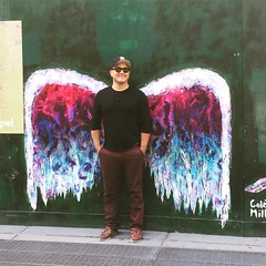 Even the Devil, was once a Angel.... (agustinmerlo) Tags: buenosaires porteño machoargentino stud everybodysgay unionsquare victoriasecret