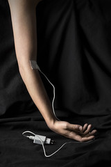 La Muerte de Marat - Jacques-Louis David (Andrea Martínez Betanzos) Tags: art da vinci adan
