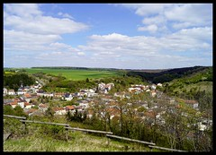 Une autre vision de Fontoy (camilleromane1) Tags: paysage landscape fontoy moselle france village vue vuepanoramique hauteur sony sonyalpha68 2017