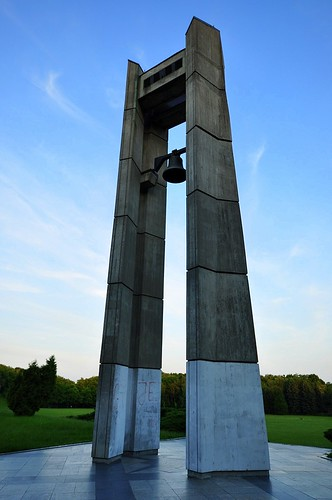 Peace Bell in Poznan