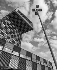 STC gebouw (Rens Timmermans) Tags: canon5dmk3 sigma1224f4556dg architectuur rotterdam blackwhite nationalgeographic niksilverefexpro