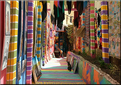 road of colors (mhobl) Tags: colours colors medina road fes maroc morocco