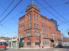 broadview angle (southofbloor) Tags: tower hotel broadview architecture victorian queen east