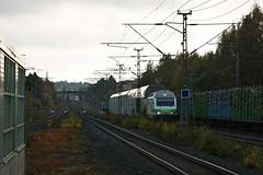 DSC02136 (Jani Järviluoto) Tags: sr2 helsinki–kerava ic111 ic sr23245 t t58512