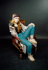 Ann (newmandrew_online) Tags: studio girl filmisnotdead film filmphotografy kodak mju mjuii minsk пленка olympus color belarus beauty portrait