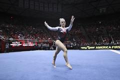 gymnastics034 (Ayers Photo) Tags: sports canon utahutes utah utes red redrocks gymnastics barefoot bare foot feet toes toe barefeet woman women