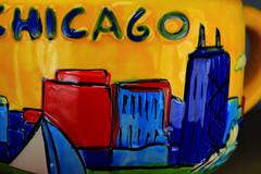 Chicago Mug (Hylas) Tags: colors mug canon7dmarkii canon60mmmacro macro macromondays glaze