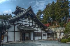 Temple in Matsushima (Kasimir) Tags: japan matsushima sendai temple hdr luminancehdr autofocus