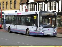 First 44567 (TheTransitCamera) Tags: uxbridge england unitedkingdom uk greatbritian town alexanderdennis enviro200 first44567 route003 firstgroup berkshire first