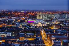 Liverpool Metropolitan Cathedral HDR (phat5toe) Tags: liverpool merseyside cathedral hdr night lights longexposure cityscape nikon d7000