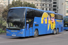 54210 SF62 CZN (2) (ANDY'S UK TRANSPORT PAGE) Tags: buses london hydeparkcorner megabus stagecoachwestscotland
