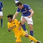 Cristian golpeando a Iban Salvador thumbnail