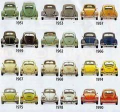 Do you know the differences?  #beatle #vw #slugbug #madmusclegarage   www.madmusclegarage.com (madmusclegarage) Tags: slugbug madmusclegarage vw beatle