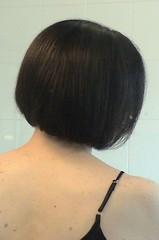 after (2) (boblinehair) Tags: bob bobline boblinehair undercutbobundercut nape shavednape